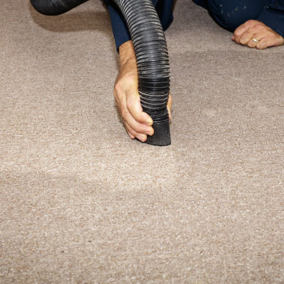 Water Damage Carpet Repair